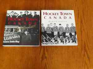 HOCKEY TOWN CANADA-TWO VOLUMES