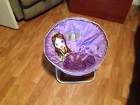 Bratz's  purple chair