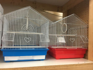 brand new medium bird cage on sale now