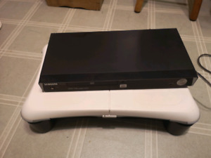 Wii balance board with step up part free blueray