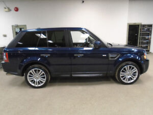 2011 RANGE ROVER SPORT HSE LUX! 77,000KMS! MINT! ONLY $32,900!!!