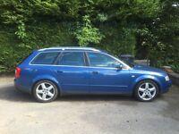 Audi A4 estate 1.9tdi Quattro spares or repair