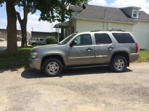 2007 Tahoe for Sale