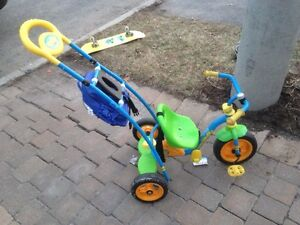Kids tricycle/ rocker
