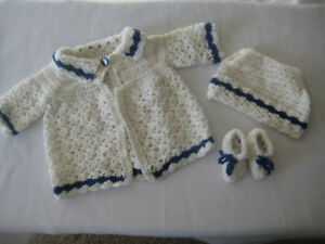 A Baby Layette Set