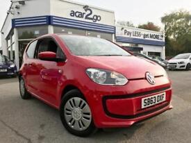 2013 Volkswagen UP MOVE UP BLUEMOTION TECHNOLOGY Manual Hatchback