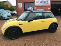 2004 Mini Mini 1.6 ( Chili ) Cooper, Yellow, Full Mot, **ANY PX WELCOME**