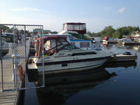 1986 THUNDERCRAFT 25FT CABIN CRUISER