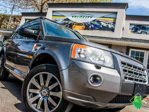'08 Land Rover LR2 HSE+Leather+Roof+AWD+MINT! Only $77/Pmts!