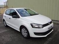 2013 Volkswagen Polo 1.2 S 5dr
