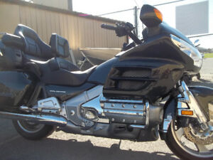 2010 Honda Goldwing at Irwin Supply
