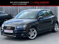 2013 Audi A1 1.4 TFSI S Line 3dr HATCHBACK Petrol Manual
