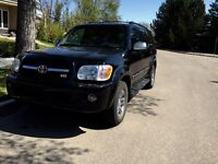 2007 Toyota Sequoia Limited V8