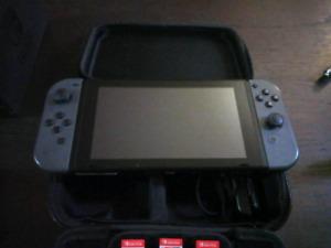 32 gb Nintendo switch (Grey)
