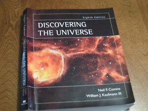 Discovering The Universe university textbook