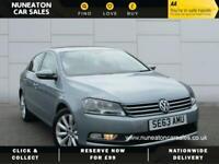 2013 Volkswagen Passat HIGHLINE TDI BLUEMOTION TECHNOLOGY Saloon Diesel Manual