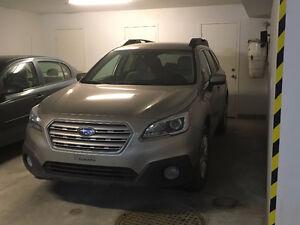 2015 Subaru Outback 5 portes