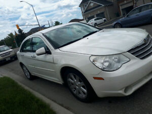 2007 Chrysler Sebring Limited Sedan