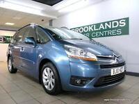 Citroen C4 Picasso 1.6 HDI VTR+ EGS 110HP [4X SERVICES and 7 SEATS]