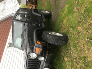 Jeep for sale or trade