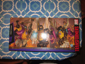 Transformers Hasbro Platinum Edition Insecticons MISB