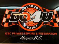 Custom Autobody Shop Team Member