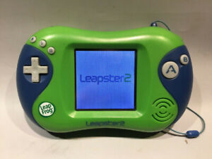 Leap Frog Leapster 2 Game System Unit Only-Digital Game Included