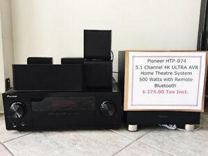 Pioneer Home Theatre System