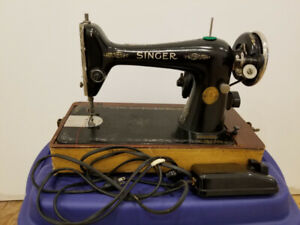 Antique Singer Sewing Machine | Buy New & Used Goods Near ...