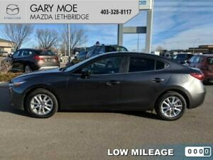 2018 Mazda Mazda3 GS  - One Owner - Remote Start- Low Km's