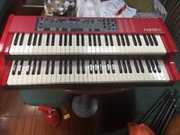 Nord C1 Hammond Emulator