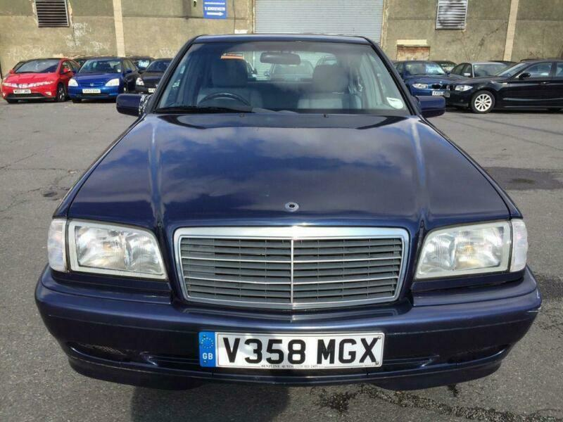 1999 Mercedes-Benz C Class 2.0 C200 Classic 4dr for sale  Barking, East London