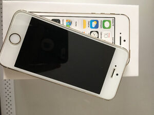 iPhone 5S 64 GB Gold (Rogers) - Perfect Condition