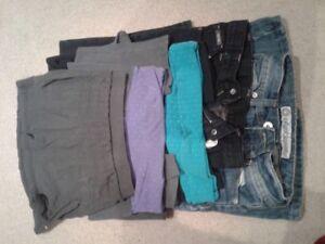 Lot de vêtements filles 7-8 ans