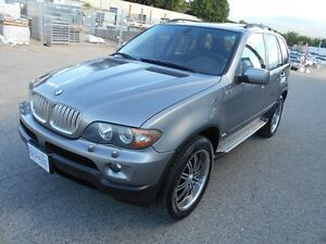 2005 BMW X5 AWD V6 3.0L HOME FINANCE AVAILABLE