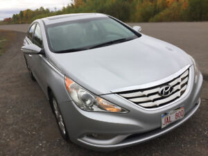 2011 Hyundai Sonata Ltd edition