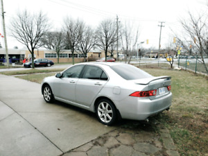 Acura TSX Safetied