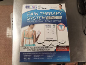 Dr. Ho's Pain Therapy System - 4 Pad (Brand New)