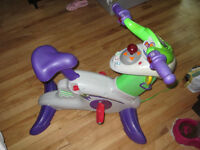 Smart cycle de Fisher Price