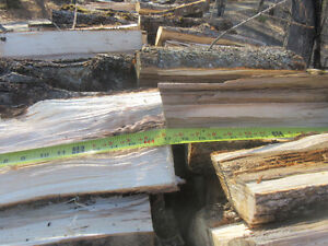 Firewood in Muskoka-[seasoned hardwood]