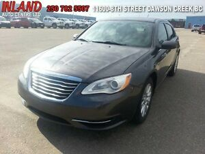 2014 Chrysler 200 LX  Auto,FWD,Tilt Wheel,Keeyless Entry