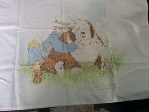 Holly hobby pillow case