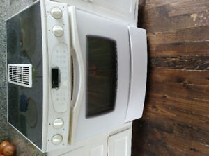 Broken Oven Working Electric Stove Jenn-Air Downdraft Range