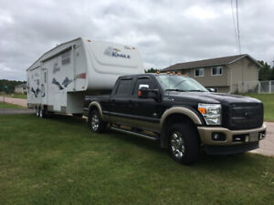 DREAM PACKAGE 2012 Ford F-250 King Ranch Pickup Truck