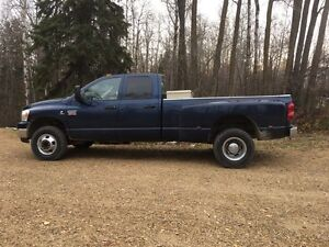 2007 Dodge 3500 1 ton Dually...