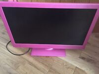 24inch tv with CD player