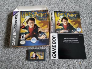 Harry Potter and the Chamber of Secrets Nintendo Gameboy Advance