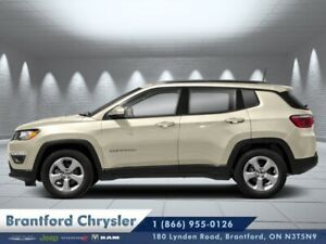 2019 Jeep Compass Limited  - Navigation -  Uconnect - $250 B/W