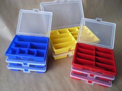 Sortieren Box Boxen Kasten Kästen Sortimentsboxen 8 St