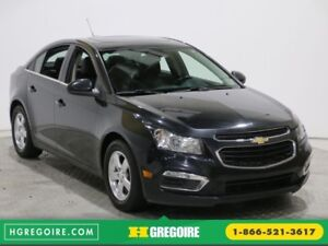 2015 Chevrolet Cruze 2LT TURBO A/C CUIR TOIT MAGS CAMÉRA RECUL